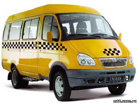 маршрутных такси Тулы по
